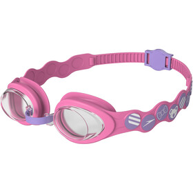 speedo Sea Squad Goggles Kids galinda/hard candy/clear